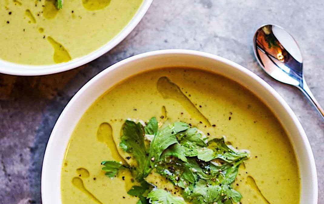 Kürbis-Creme-Suppe